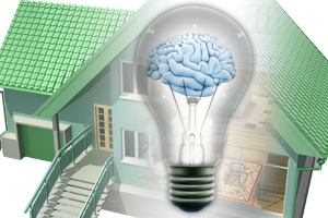 Inne spojrzenie na inteligentny dom.