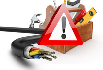 Źle wykonana instalacja systemu alarmowego może być bardzo kosztowna.